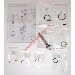 Kit joints piston LU-8016LAC APACH SIROCO