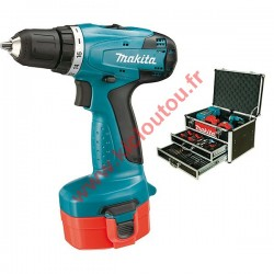 Makita 6281DWAET2 PERCEUSE VISSEUSE 14.4V Ni-Cd
