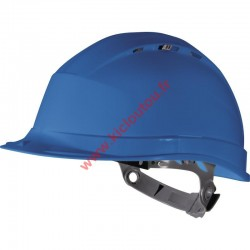 Casque de chantier Delta QUARTZ I Bleu