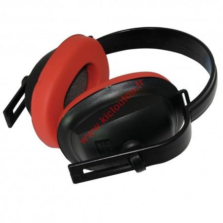 Casque anti-bruit compact SNR 22dB Silverline 140858