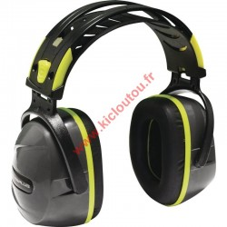 Casque anti-bruit SNR 33 dB Delta-Plus Interlagos