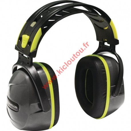 Casque anti-bruit SNR 33 dB Delta Plus Interlagos