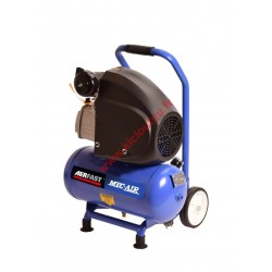 Aerfast-Mecair MA12200 Compresseur d'air lubrifié 10bar 12 litres