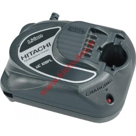 Hitachi Chargeur UC10SFL 10.8V batterie lithum-ion