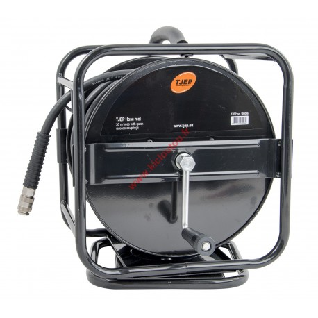 TJEP 106096 Enrouleur air comprimé à manivelle tuyau air 30M BP