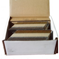 Pack de clous en bande 34° LISSES 70mm par 2000 avec gaz paslode