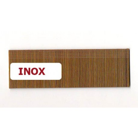 Pointes TH Mini-Brads 50 mm INOX