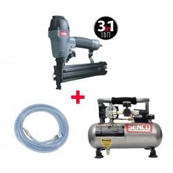 SENCO Kit TOUT-en-UN HNS5015P + PC1010