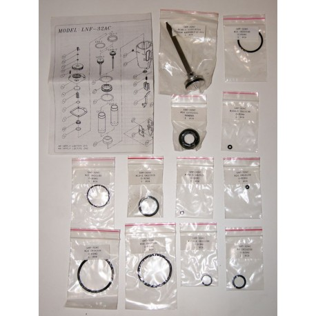 Kit joints piston LNF-32AC APACH SIROCO