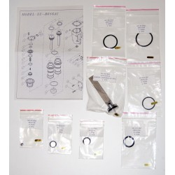 Kit joints piston LU-8016AC APACH SIROCO