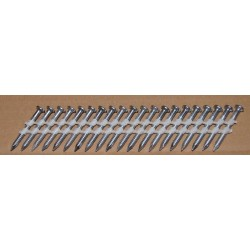 AN40011 Clous d'ancrage 34° 4x60 mm - Boite de 2000 pour sabots de charpente