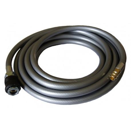 SENCO / AERFAST Tuyau pneumatique 5M diam.6mm avec coupleurs