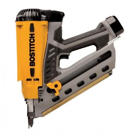 BOSTITCH GF33PT-E Cloueur à gaz spécial charpentiers couvreurs