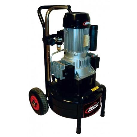 Aerfast 330/24 Compresseur 24 litres bicylindre 330 l/min
