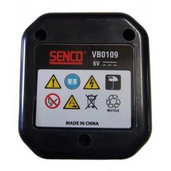 Batterie 6V Senco VB0109 pour cloueur GT90CH GT60NN