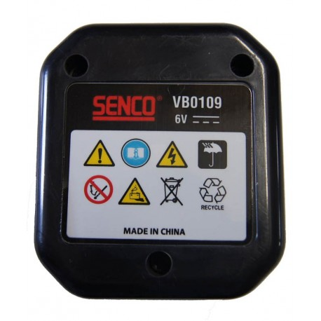 Batterie 6V Senco VB0109 pour cloueur GT90CH