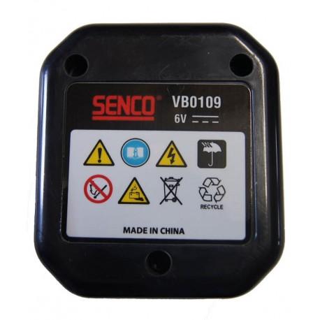 Batterie 6V Senco VB0109 pour cloueur GT90CH